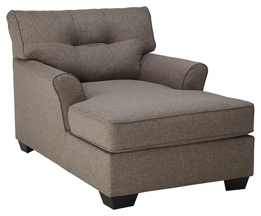 Tibbee - Slate - Chaise