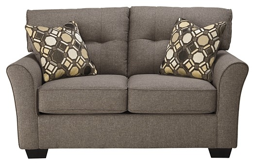 Prime Tibbee Slate Loveseat Caraccident5 Cool Chair Designs And Ideas Caraccident5Info