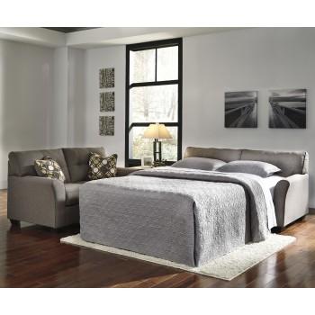 Tibbee - Slate - Full Sofa Sleeper