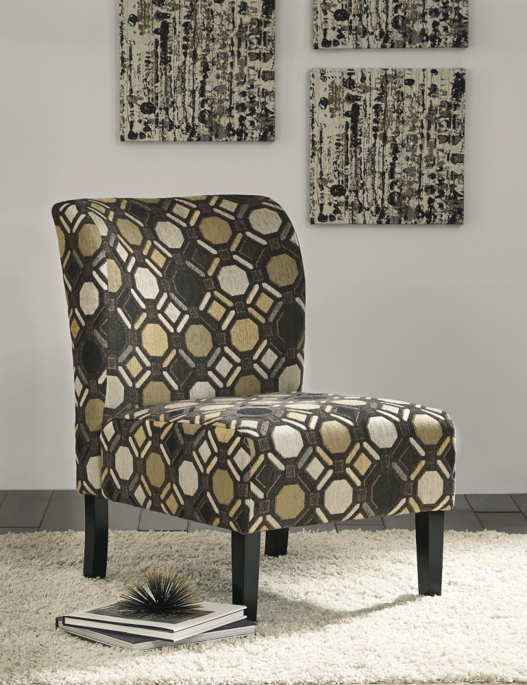 Tibbee - Slate - Accent Chair