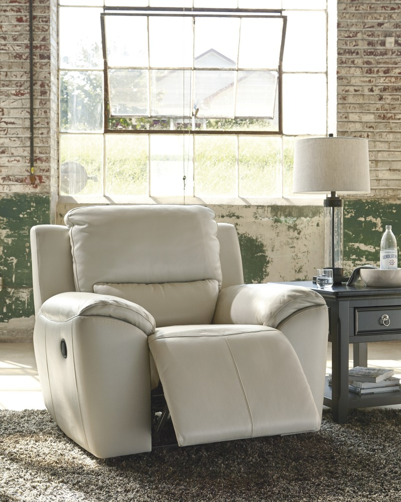 Valeton - Cream - Zero Wall Recliner