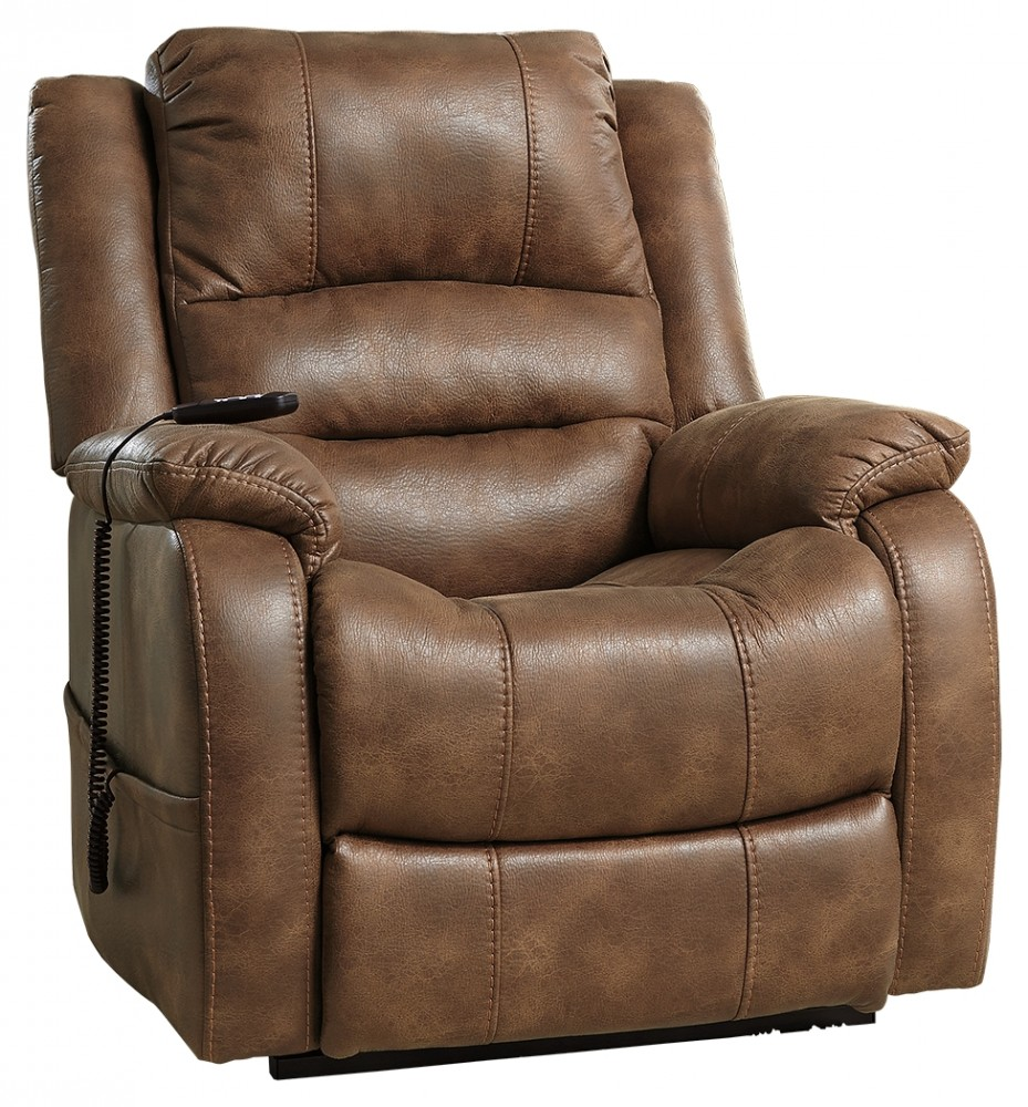 Yandel Saddle Power Lift Recliner 1090012 Lift Chairs Best