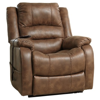 Yandel - Saddle - Power Lift Recliner