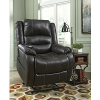 Yandel - Black - Power Lift Recliner