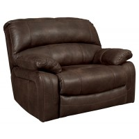 Zavier - Truffle - Wide Seat Power Recliner