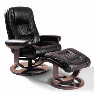 Andre Reclining Chair and Ottoman