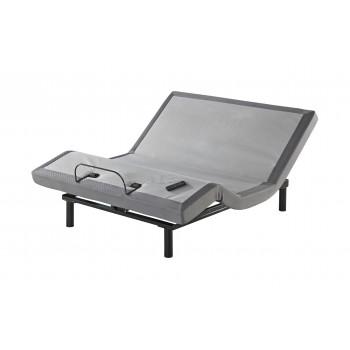 Adjustable Base - White - King Adjustable Foot Base