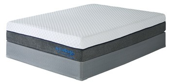 MyGel Hybrid 1100 Series White Full Mattress