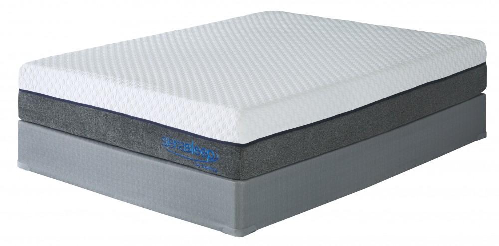 MyGel Hybrid 1100 Series White Full Mattress
