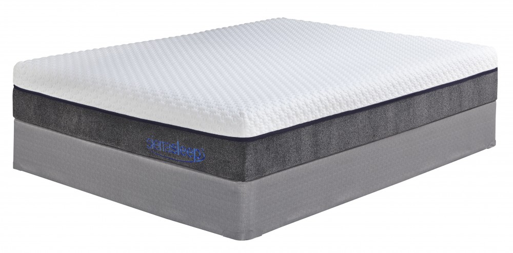 MyGel Hybrid 1100 Series White Queen Mattress