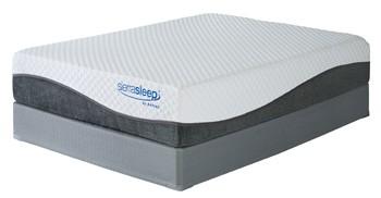 MyGel Hybrid 1300 Series White Full Mattress
