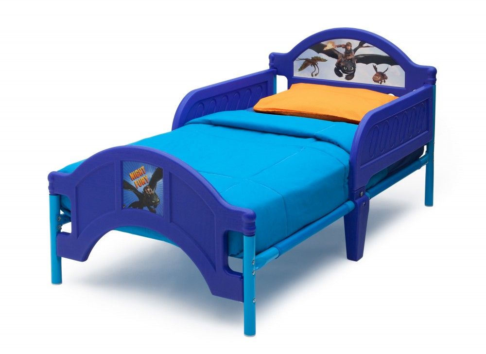 How To Train Your Dragon Toddler Bed Bb86942td 1184