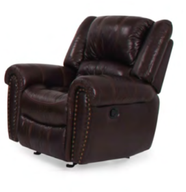 8295 Gatsby Leather Recliner