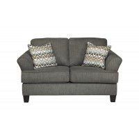Gayler - Steel - Loveseat