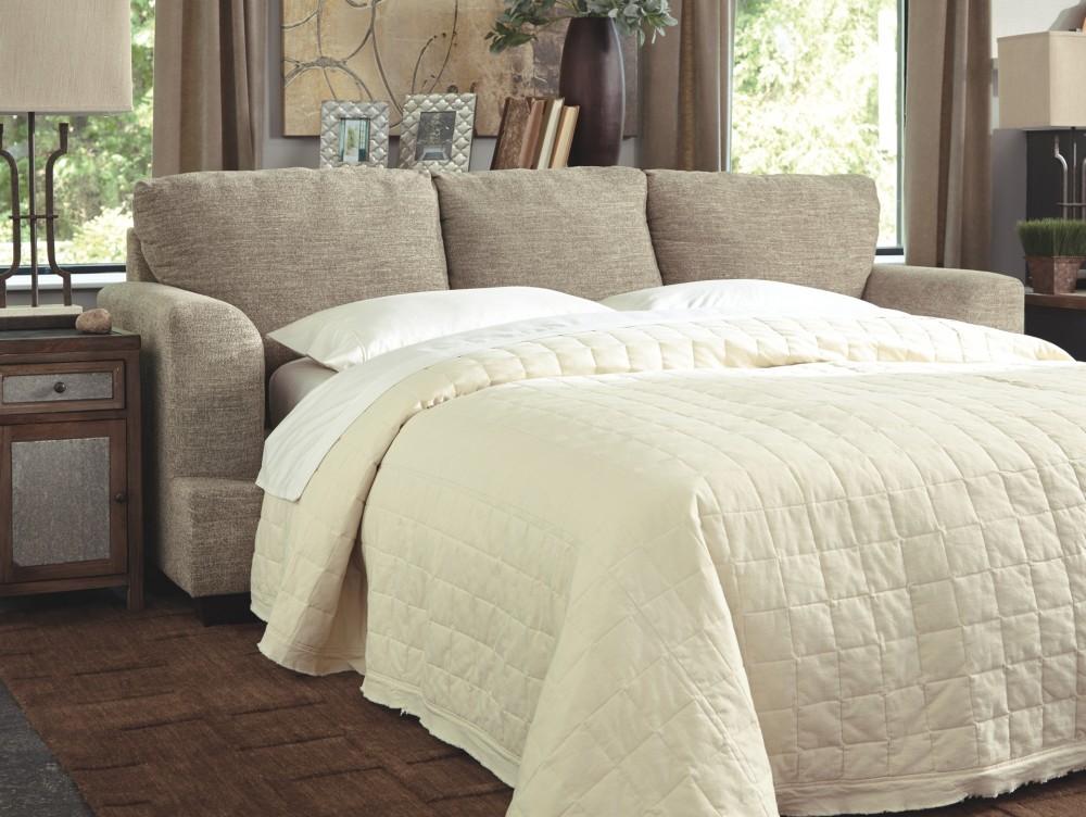 Barrish - Sisal - Queen Sofa Sleeper