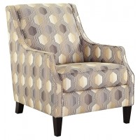 Brielyn - Linen - Accent Chair