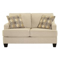 Brielyn - Linen - Loveseat