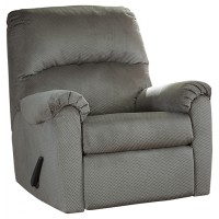 Bronwyn - Alloy - Swivel Glider Recliner