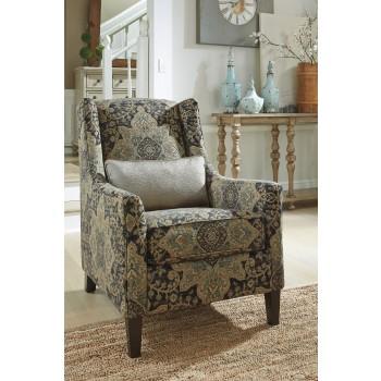 Hartigan - Cobblestone - Accent Chair