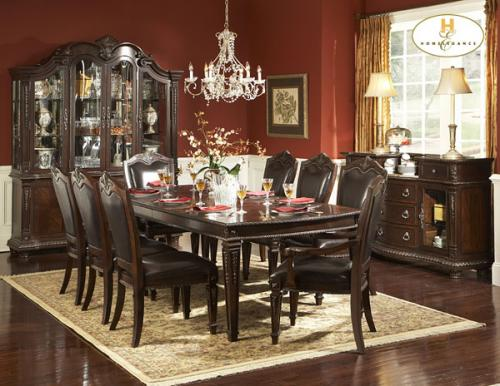 Home Elegance 1394 Formal Dining Room Group