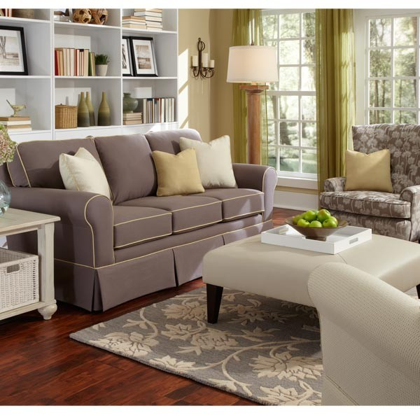 Home Best Furniture: BEST HOME FURNISHINGS ANNABEL COLL0SK Stationary Sofa
