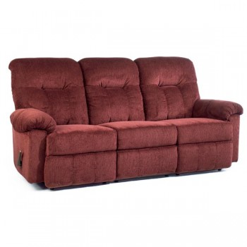BEST HOME FURNISHINGS ARES COLL. Reclining Sofa