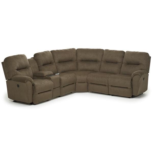 Admirable Best Home Furnishings Bodie Sect Power Reclining Sofa Inzonedesignstudio Interior Chair Design Inzonedesignstudiocom