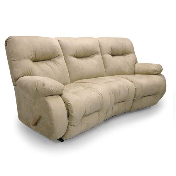 BEST HOME FURNISHINGS BRINLEY COLL. Power Reclining Sofa ...