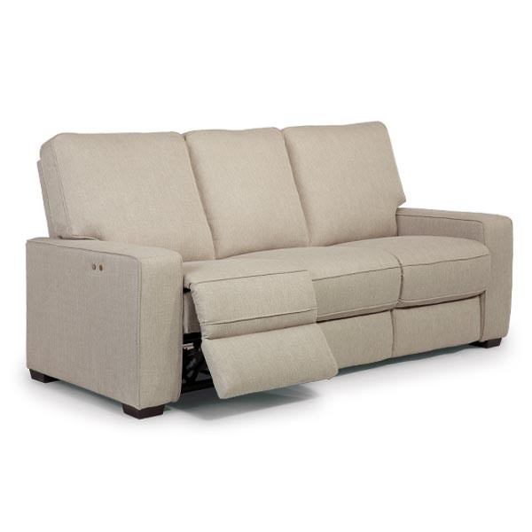 BEST HOME FURNISHINGS CELENA COLL. Power Reclining Sofa ...