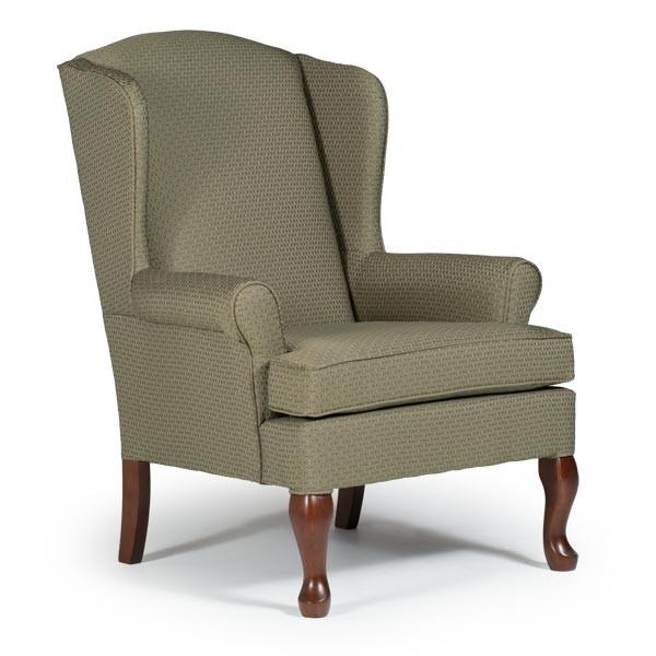 BEST HOME FURNISHINGS DORIS Wing Back Chair