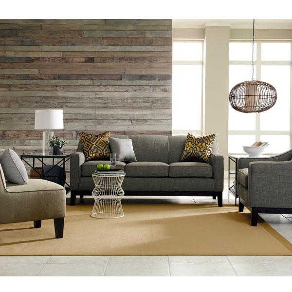 BEST HOME FURNISHINGS EMELINE COLL1 Stationary Sofa