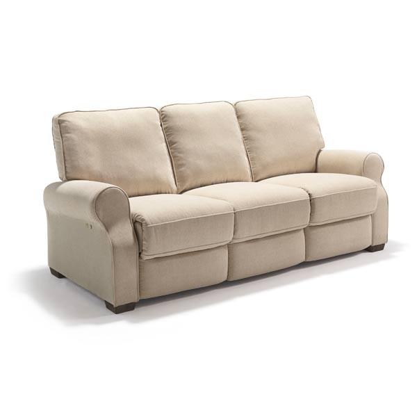 BEST HOME FURNISHINGS HATTIE COLL Power Reclining Sofa ...