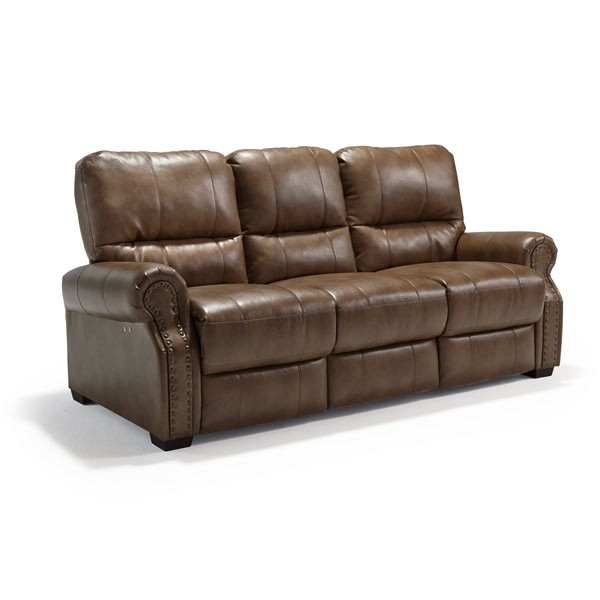 BEST HOME FURNISHINGS LANDER COLL. Power Reclining Sofa ...