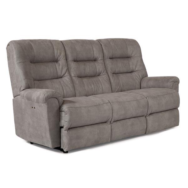 BEST HOME FURNISHINGS LANGSTON COLL. Power Reclining Sofa