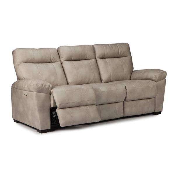 BEST HOME FURNISHINGS MAKENA COLL Power Reclining Sofa ...