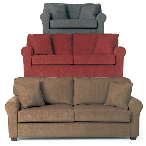 BEST HOME FURNISHINGS SHANNON COLLECT Sleeper Sofa ...