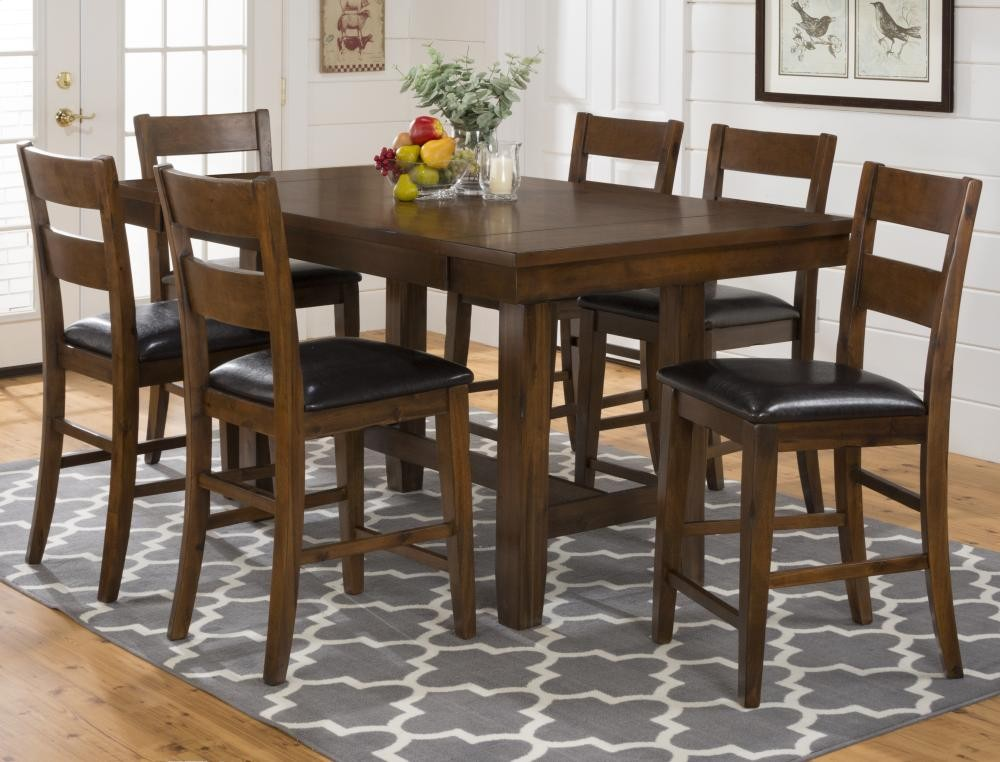 Plantation Dining To Counter Height Table Click Expand