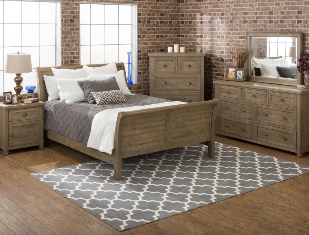 Slater Mill Nightstand Night Stands Pruitt S Fine Furniture