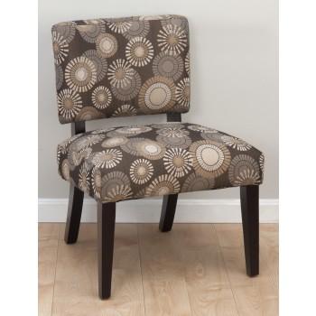 Accent Chair W/lexington Birch Fabric