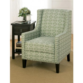 Josie Accent Chair- Mint