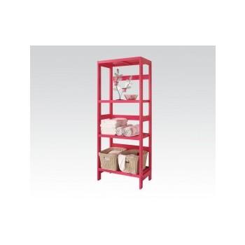 Pink Bathroom Rack