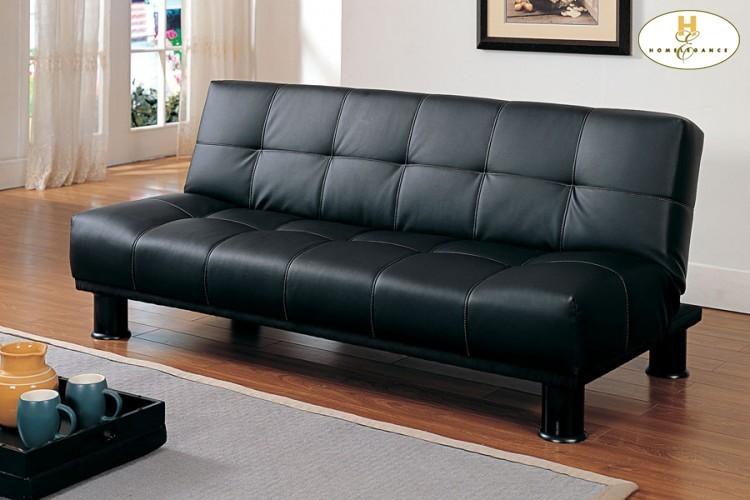 Elegant Lounger Sofa: 71 X 35 X 31H Bed: 71 X 43 X 15H