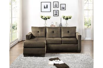 Reversible Sofa Chaise | 9789CF3LC | Sectionals | Landeros Furniture  SuperStore