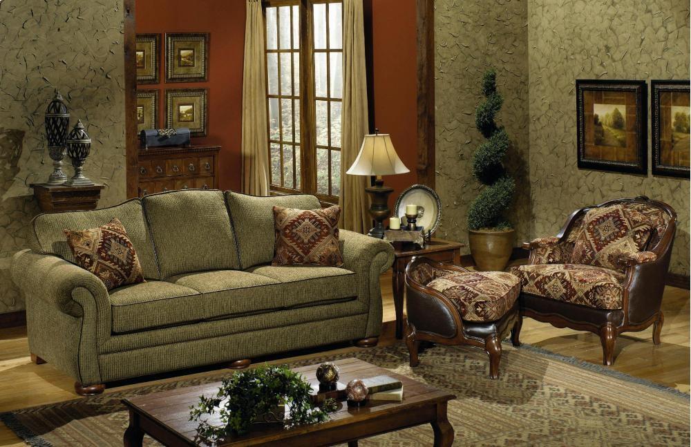 CRAFTMASTER FURNITURE Craftmaster Living Room Sleeper Sofas, Three ...