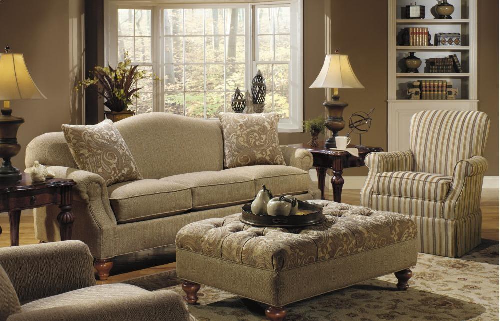 Charmant CRAFTMASTER FURNITURE Craftmaster Living Room Stationary Sofas, Three  Cushion Sofas
