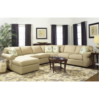 CRAFTMASTER FURNITURE Craftmaster Living Room Stationary Sectionals