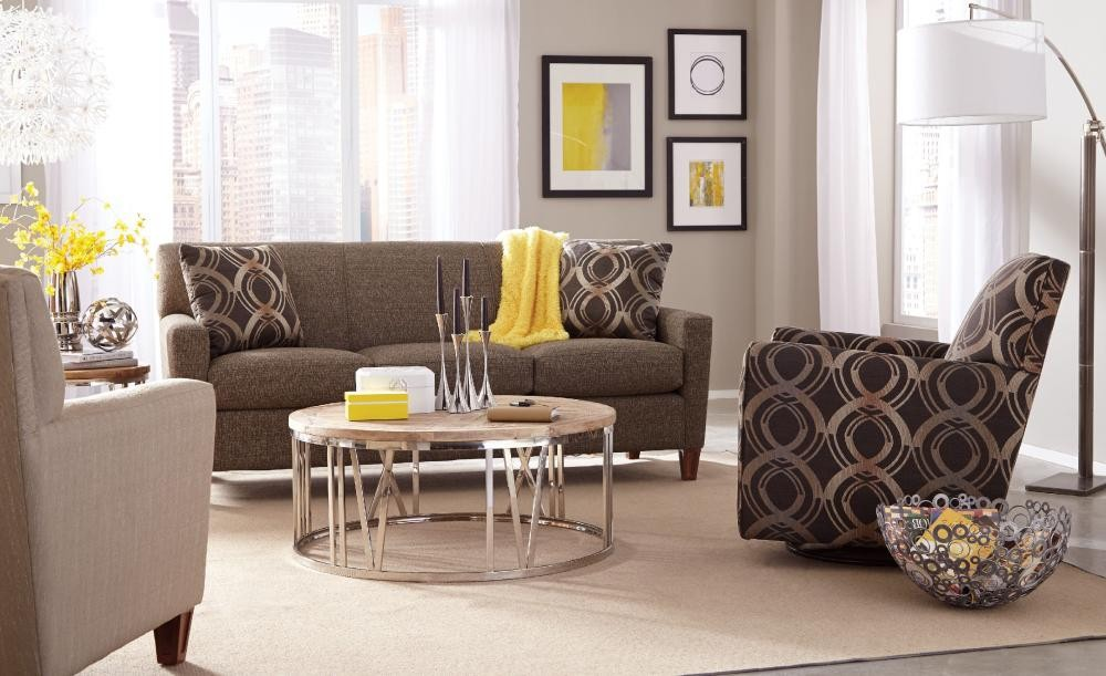 Craftmaster Furniture Craftmaster Living Room Stationary
