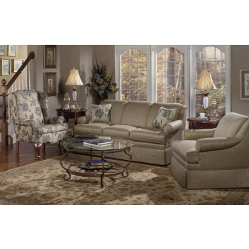CRAFTMASTER FURNITURE Craftmaster Living Room Sleeper Sofas Three