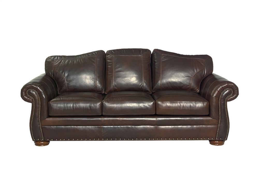 Craftmaster Furniture Craftmaster Living Room Stationary Sofas Three Cushion Sofas