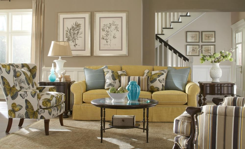 CRAFTMASTER FURNITURE Paula Deen By Craftmaster Living Room Sleeper Sofas,  Three Cushion Sofas. Click To Expand. CRAFTMASTER. CRAFTMASTER